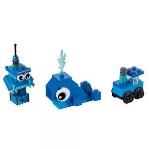LEGO Classic 11006 Creatieve Blauwe Stenen 1