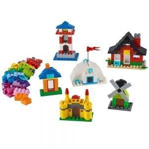 LEGO Classic 11008 Stenen en Huizen 1
