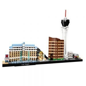 LEGO Architecture 21047 Las Vegas 1