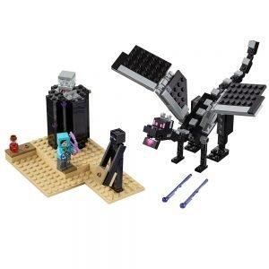 LEGO® Minecraft 21151 het Laatste Gevecht 1
