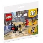 LEGO® Creator 30542 Schattige Mopshond