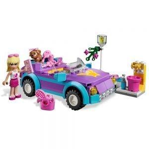 LEGO® Friends 3183 Stefanie's Coole Cabriolet 1
