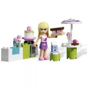 LEGO® Friends 3930 Stefanie's Buitenkeuken 1