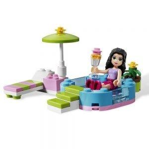 LEGO® Friends 3931 Emma's Zwembadje 1