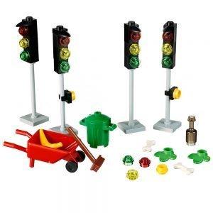 LEGO Xtra/Classic 40311 Verkeerslichten 1