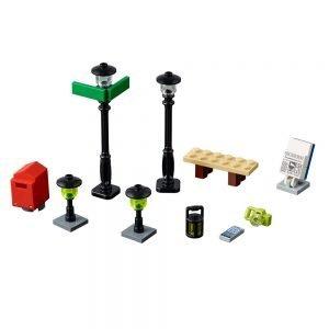 LEGO Xtra/Classic 40312 Straatlantaarns 1