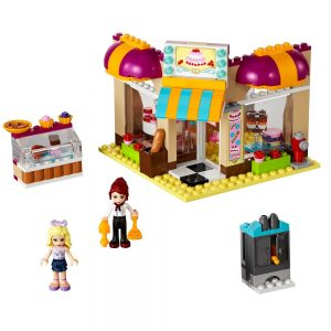 LEGO® Friends 41006 Bakkerij 1