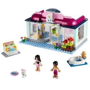 LEGO® Friends 41007 Heartlake Dierensalon 1