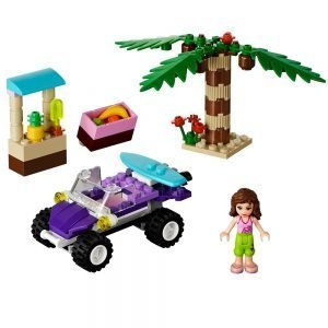 LEGO® Friends 41010 Olivia's Strandbuggy 1