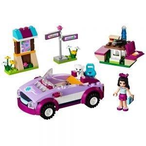 LEGO® Friends 41013 Emma's Sportwagen 1