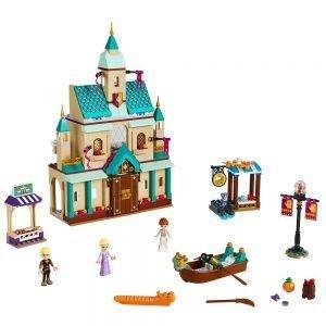 LEGO® Disney 41167 Kasteeldorp Arendelle 1