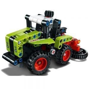 LEGO 42102 Mini Claas Xerion 1