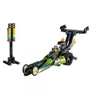 LEGO® Technic 42103 Dragster 1