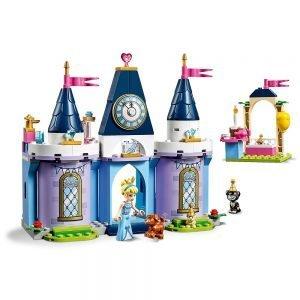 LEGO® Disney 43178 het Kasteelfeest van Assepoester 1