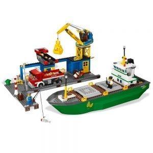 LEGO City 4645 Haven 1