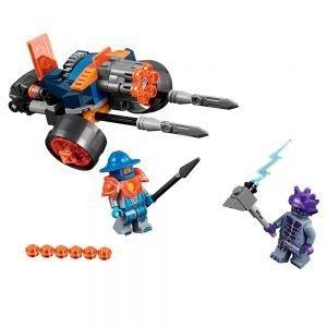 LEGO Nexo Knights 70347 Artillerie van de Koninklijke Garde 1