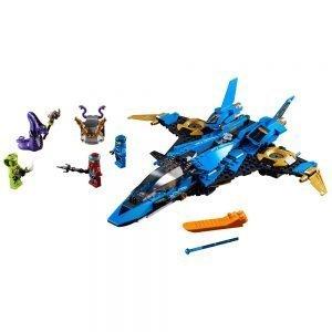 LEGO® Ninjago 70668 Jay's Storm Fighter 1
