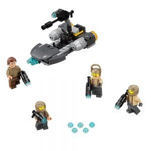 LEGO Star Wars 75131 Resistance Trooper Battlepack 1