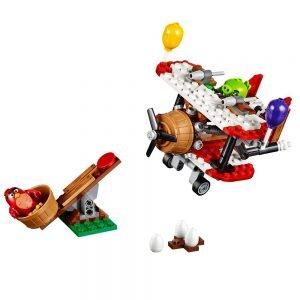 LEGO Angry Birds 75822 Vliegtuigaanval 1