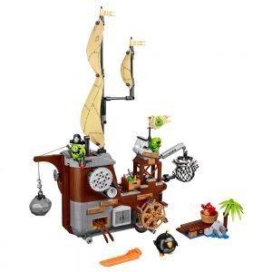 LEGO Angry Birds 75825 Piratenschip 1