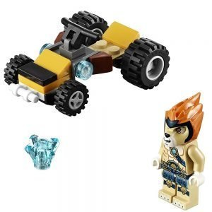 LEGO Chima 30253 Leonidas' Jungle Dragster 1