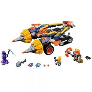 LEGO Nexo Knights 70354 Axls Rumble Maker 1