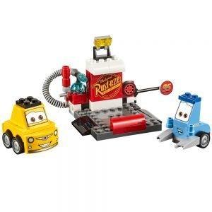 LEGO Juniors 10732 Guido & Luigi's Pitstop 1