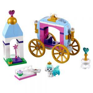 LEGO Disney 41141 Pumpkins Koninklijke Koets 1