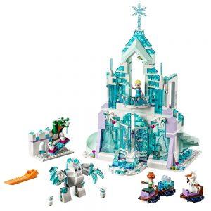 LEGO Disney 41148 Elsa's Magische IJspaleis 1
