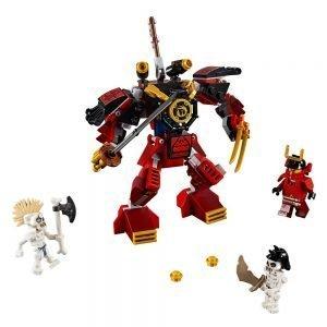 LEGO Ninjago 70665 De Samoerai Mech 1