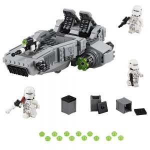 LEGO Star Wars 75100 First Order Snowspeeder 1