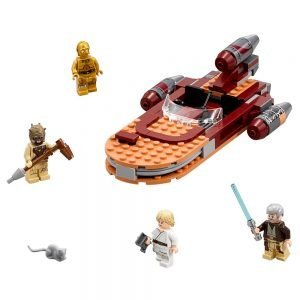 LEGO Star Wars 75173 Luke's Landspeeder 1