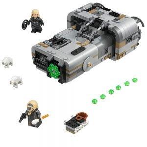 LEGO Star Wars 75210 Moloch's Landspeeder 1