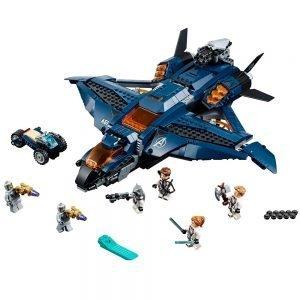 LEGO Super Heroes 76126 Avengers Ultieme Quinjet 1