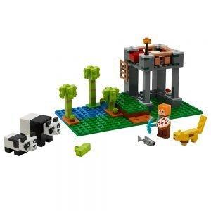 LEGO® Minecraft 21158 Het Pandaverblijf 1