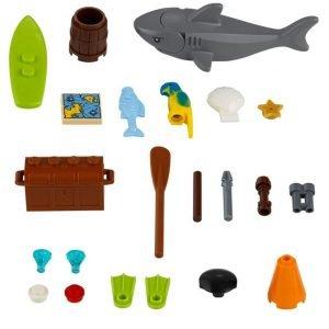 LEGO Xtra/Classic 40341 Zee-accessoires 1