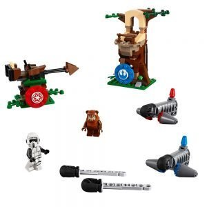 LEGO® Star Wars 75238 Action Battle Aanval op Endor™ 1