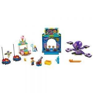 LEGO Toy Story 4 10770 Kermismania van Buzz en Woody 1