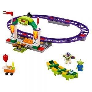 LEGO Toy Story 4 10771 Kermis Achtbaan 1