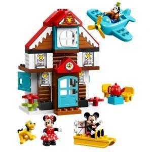 LEGO Duplo 10889 Mickey's Vakantiehuisje 1