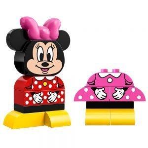 LEGO Duplo 10897 Mijn eerste Minnie Creatie 1
