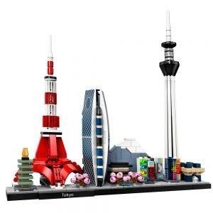 LEGO Architecture 21051 Tokio 1