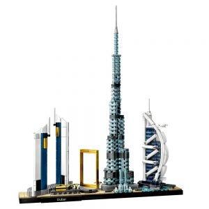 LEGO Architecture 21052 Dubai 1