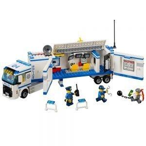 LEGO City 60044 Mobiele Politiepost 1