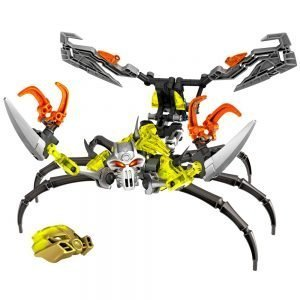 LEGO Bionicle 70794 Schedelschorpioen 1