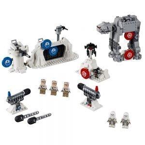 LEGO® Star Wars 75241 Action Battle Verdediging van Echo Base™ 1