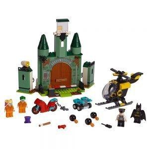 LEGO Super Heroes 76138 Batman™ en de ontsnapping van The Joker™ 1
