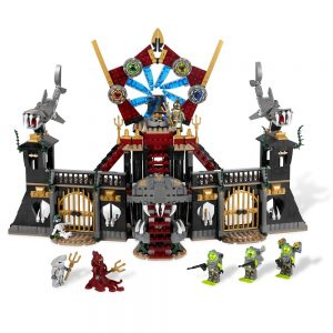 LEGO Atlantis 8078 Portaal van Atlantis 1