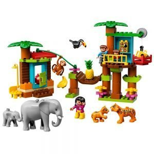 LEGO Duplo 10906 Tropisch Eiland 1