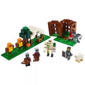 LEGO® Minecraft 21159 De Pillager Buitenpost 1